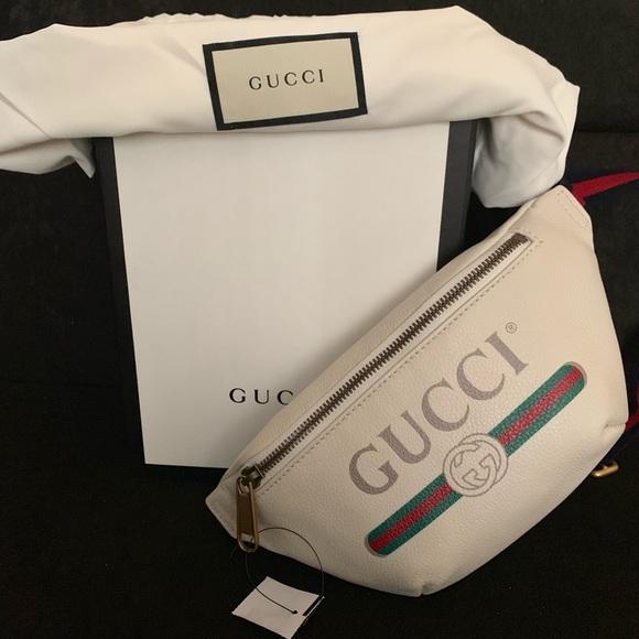 7f9cdddba3a Brand new Gucci belt bag